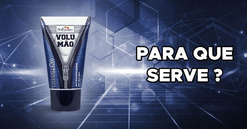 serve para que o super gel volumão