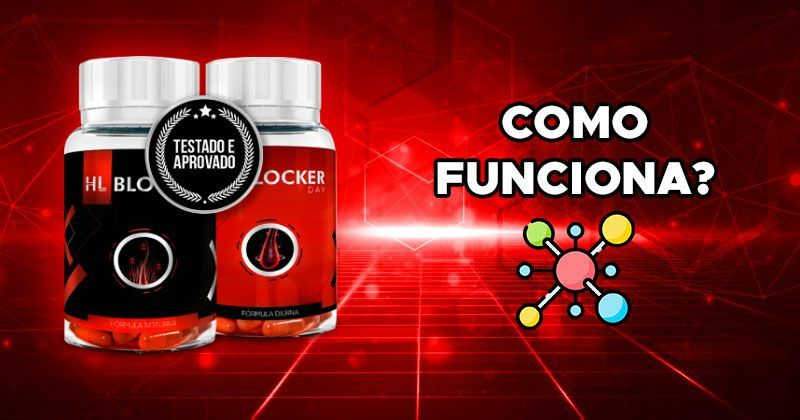 como funciona o hairloss blocker
